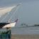 Restoran Kapal di Pantai Pasir Padi Pangkal Pinang Bangka